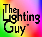 The Lighting Guy LOGO 360h x 280w