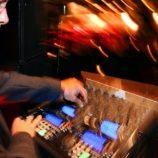Rod Burnette Music Box Productions Veteran DJ mixing at a Detroit Wedding