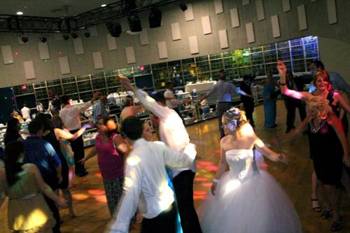 Dance Floor Circle