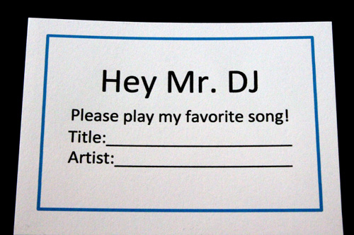 Hey Mr DJ