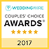 WeddingWire Couples CHoice Award Winner 2017 - Music Box Productions, Inc.